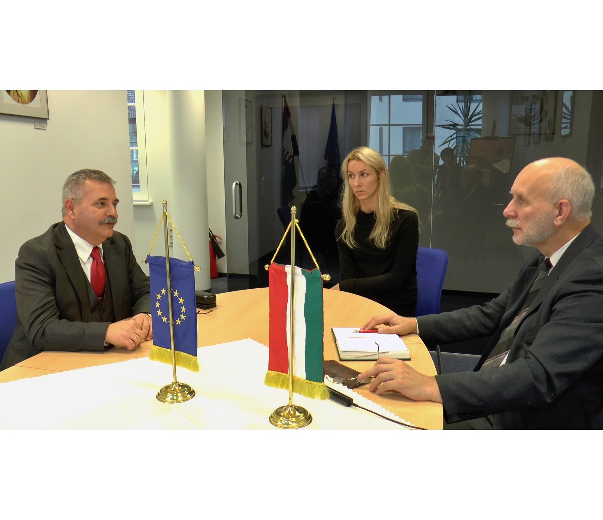 Vengrija ir Lietuva turi daug bendra