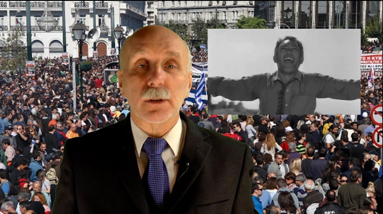"Filmo ""…suprasti Graikiją…"" premjera"
