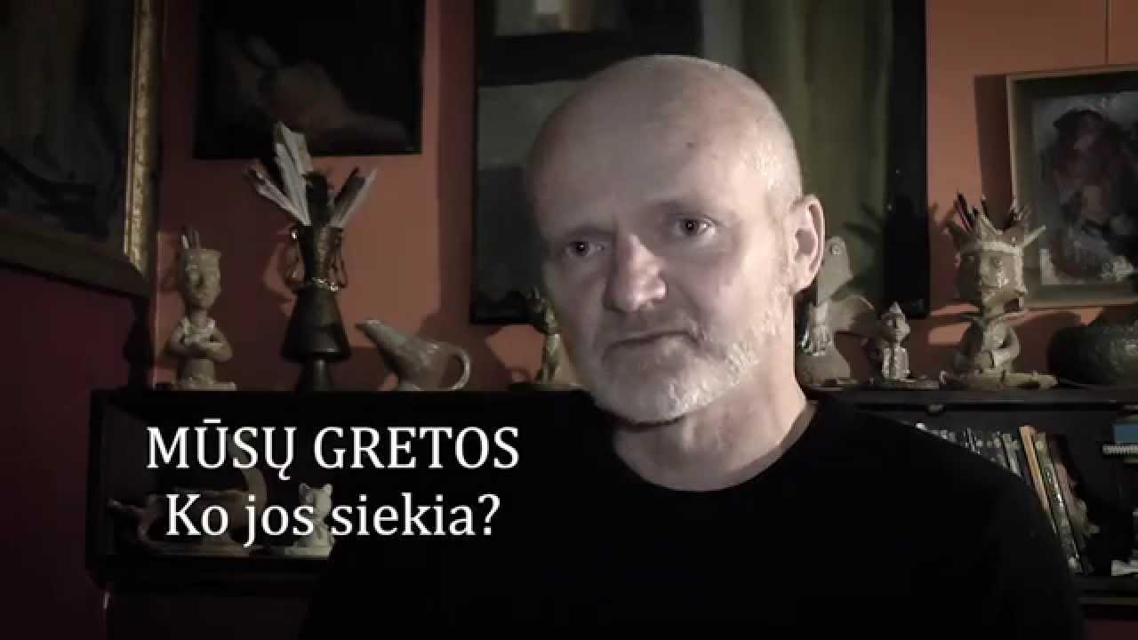 """""""Mūsų gretos"""". Ko jos siekia? Kazimieras Juraitis"""