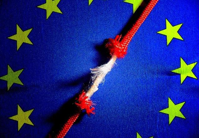 Kas laidoja Europos imperijos projektą?