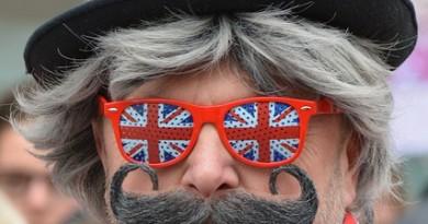 Britai nenori naikinti savo valstybės