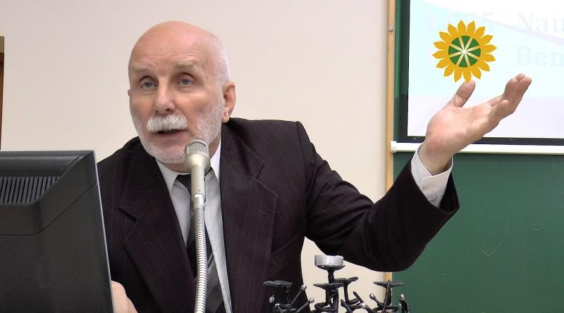 Rolando Paulausko kalba Lietuvos Liaudies partijos suvažiavime