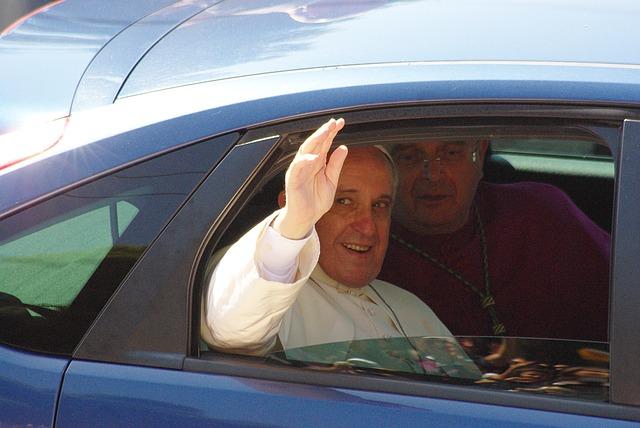 Popiežius susitinka su pasaulio jaunimu