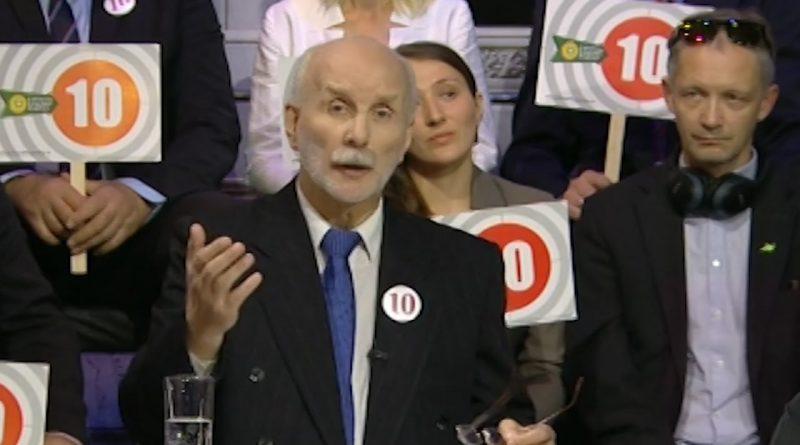 Seimo rinkimų debatai LRT studijoje. Vaizdo įrašas