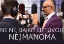 Kas kandidatas – ar žurnalistas E. Jakilaitis, ar signataras R. Paulauskas?