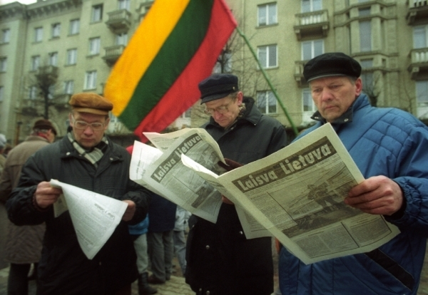 Užsienio valdoma žiniasklaida - pavojinga