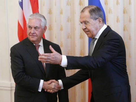 JAV ir Rusija nesusitars.