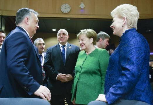 Lietuva kamšys ES biudžetą