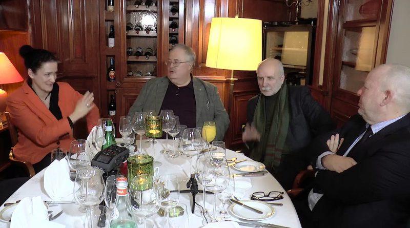 """Lietuva priėmė """"Alternatyvos Vokietijai"""" atstovus. Susitikimas su R. Paulausku. 2018 02 14"""