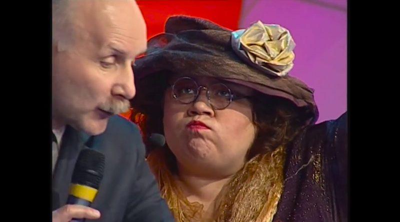 """TV3 Vytauto Šapranausko """"Puikusis šou"""" su Rolandu Paulausku. 2009 02 15"""