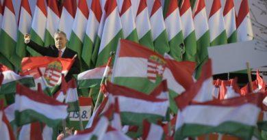 Vengrų tauta apsigynė nuo globalizmo