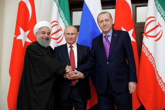 Daugiabriaunis Sirijos konfliktas