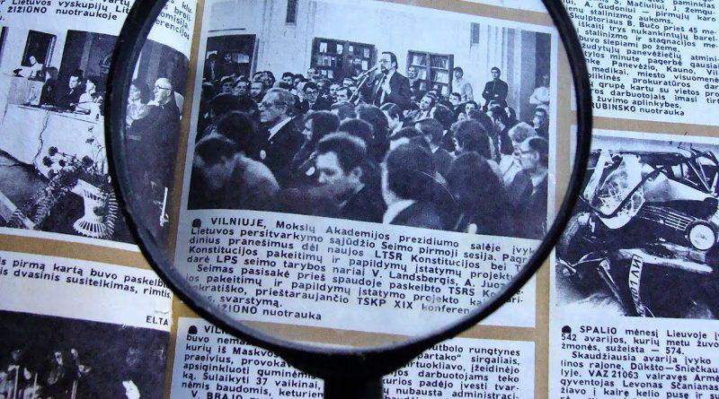 Pirmas Sąjūdžio seimo darbas – įteisinti Lietuvą TSRS sudėtyje.