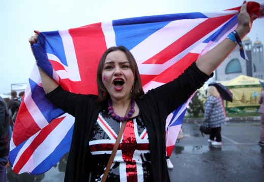 Kaip britai balsuos trečią kartą?nuotraukos