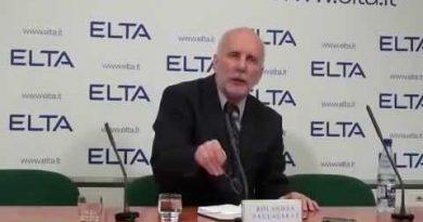 """""""Po rinkimų. Kodėl niekada neišsirinksime geros valdžios"""" ELTA 2011 09 27"""