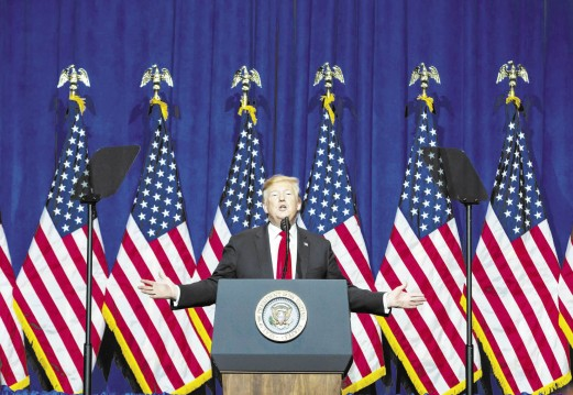Amerikiečių konflikto su Iranu tikslai