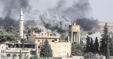Sirijos konflikto dalyvių interesai