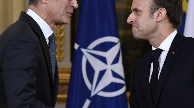 Konfliktas ir takoskyra NATO viduje