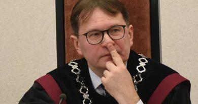 Lietuvai rašoma nauja Konstitucija