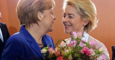 Vokietija metė iššūkį Briuseliui ir... atsitraukė