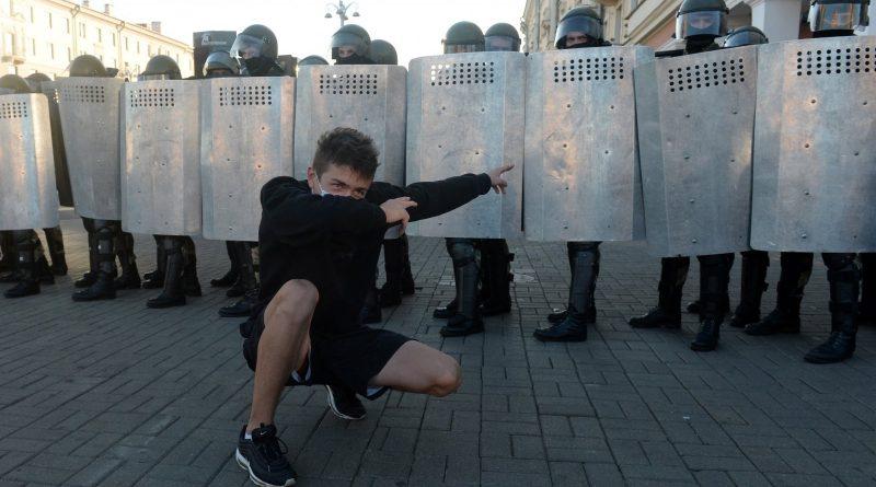 Karinis konfliktas - beveik neišvengiamas
