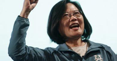 Konflikto išvakarėse JAV ginkluoja Taivaną