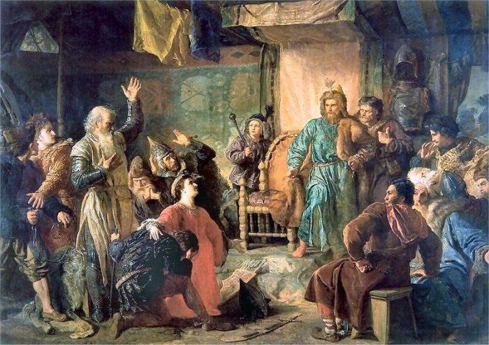 Zebedenai ir Netimerai: amžinas pasirinkimas tarp savo ir svetimo
