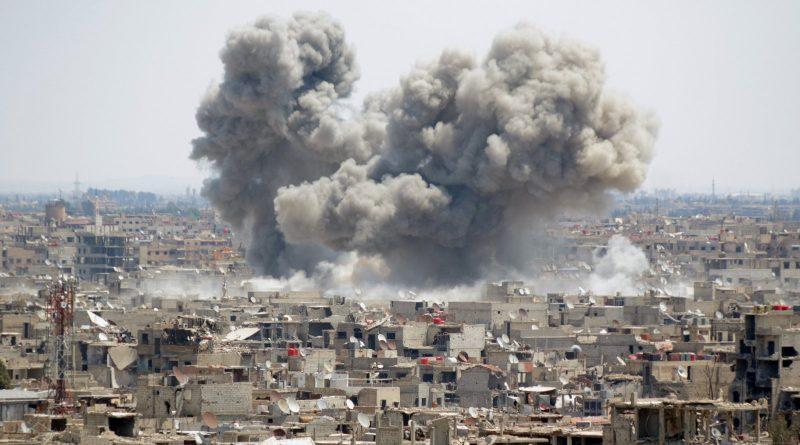 Sirijos agonija mėgaujasi JAV globalistai