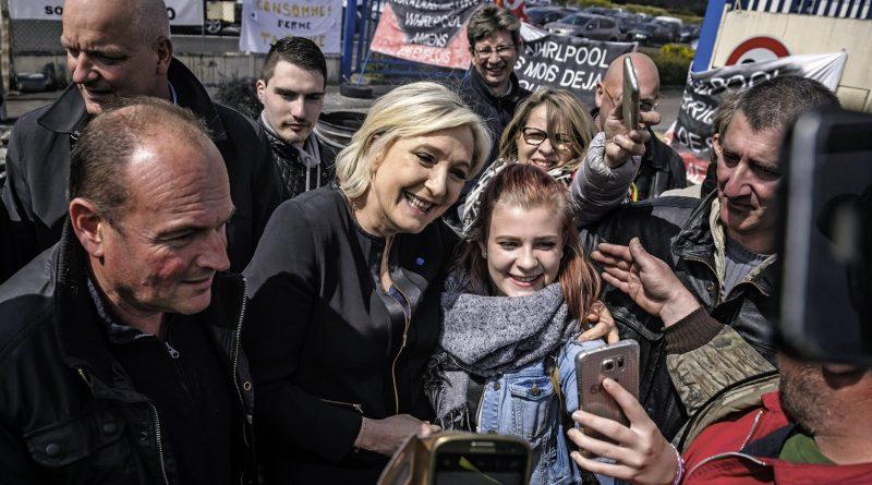 Kas išgelbės Prancūziją ir Europą?