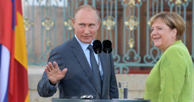 Europa su Rusija aukščiausiu lygiu nesikalbės