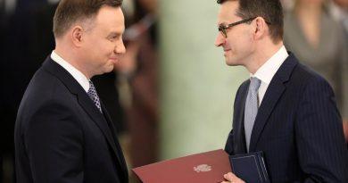 Ar lenkai nepavėlavo ginti savo suvereniteto?